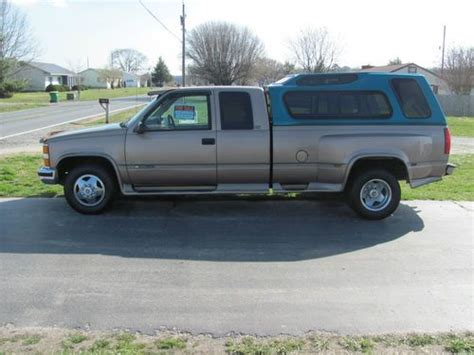 how petrol cars work 1997 chevrolet 3500 interior lighting sell used 1997 chevy silverodo 3500 dually in georgetown delaware united states