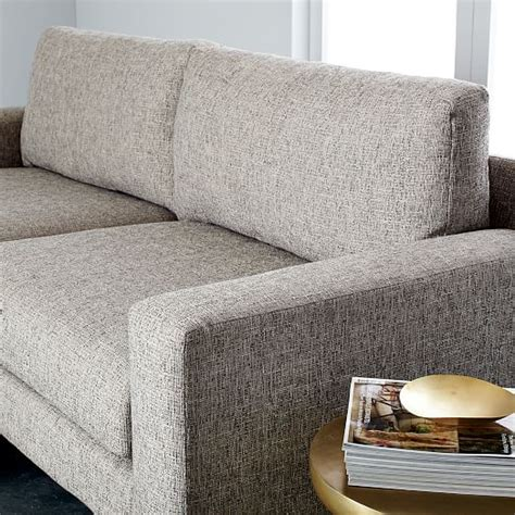 eddy sofa west elm review eddy reversible sectional feather gray deco weave