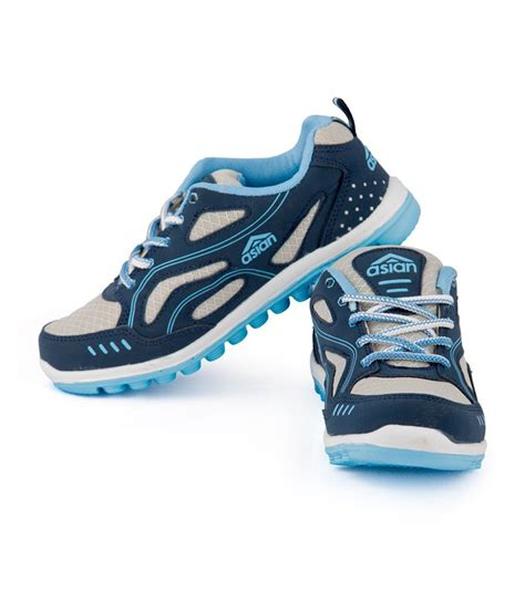 lifestyle sports shoes buy asian navy lace lifestyle sports shoes on snapdeal