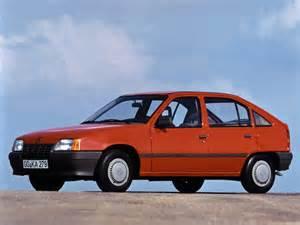 Opel Kadett E Opel Kadett E 5 Door 1984 Mad 4 Wheels