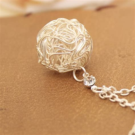 Gelang Korea Choker Bracelet Hollow Out korean fashion silver plated chain hollow out necklace pendants for jewelry