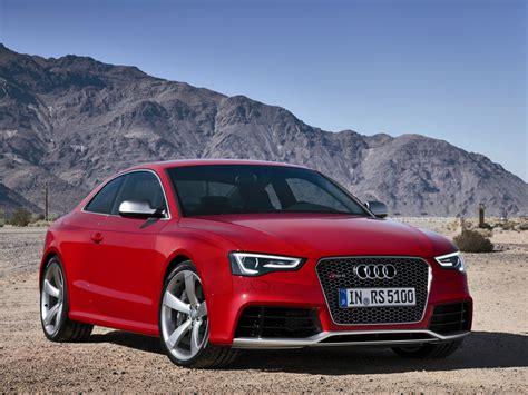 RS5 / 1st generation facelift / RS5 / Audi / Base de données / Carlook