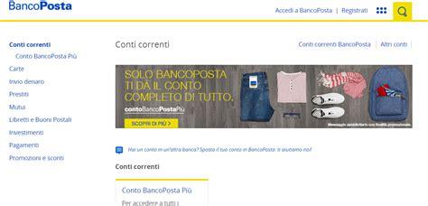 Banca Posta by Conto Posta