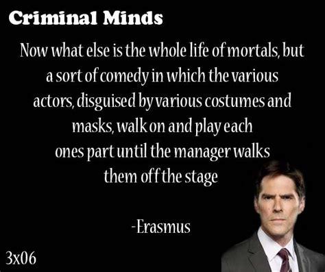 criminal minds quotes 260 best images about criminal minds quotes on