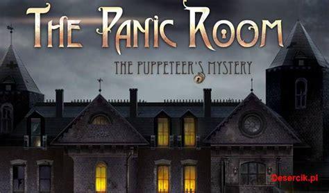 the panic room outrage panic room outrage odkryj tajemnicę lalkarza