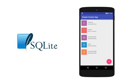 tutorial android tutorial crud with sqlite database android my personal