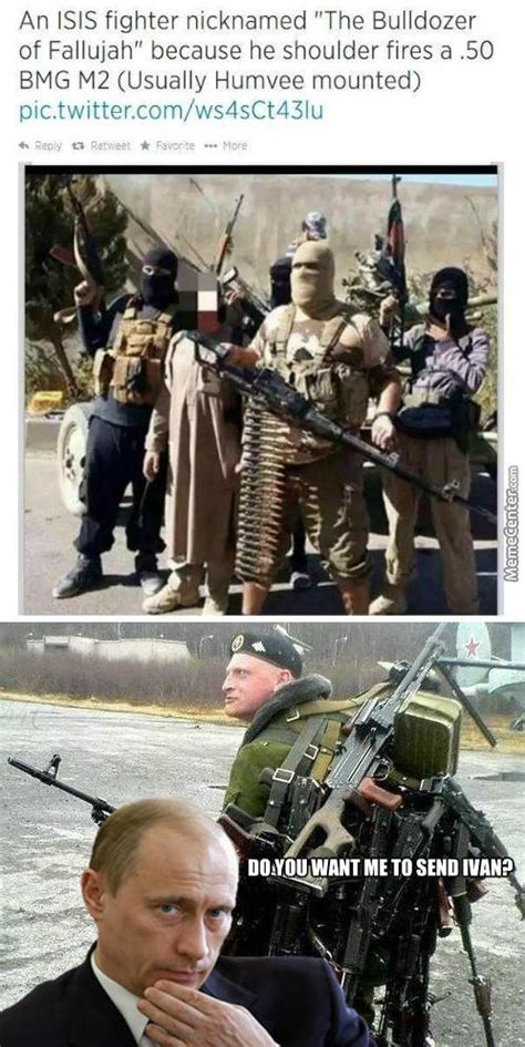 Ivan Meme - ivan vs isis you see ivan know your meme