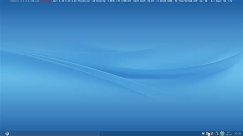 soothing blue color linux bsd and everything else screenshots