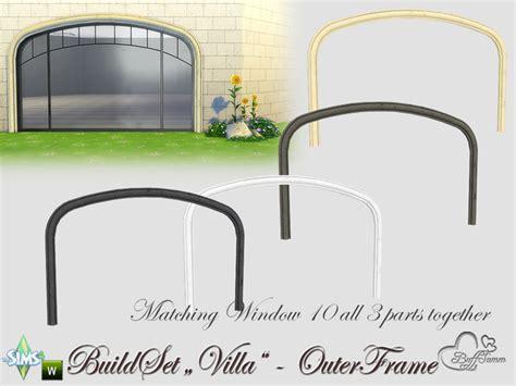 Vila Outer Set buffsumm s build a villa outer frame 10