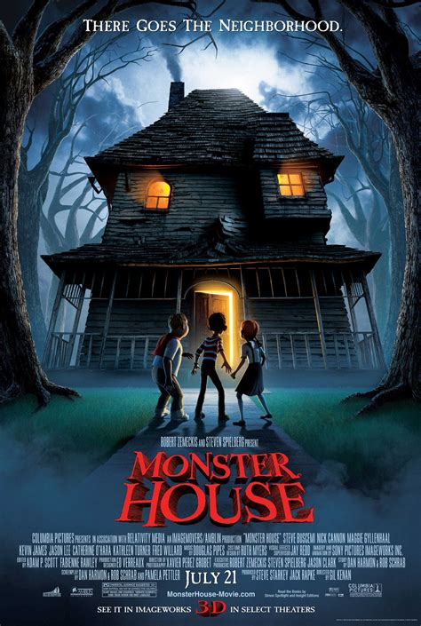 monster hous monster house 2006 that was a bit mental