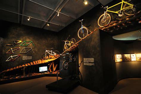 design museum london cycling exhibition propellor custom lighting design velo city