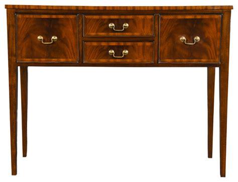 small buffets and sideboards niagara furniture small tapered leg mahogany sideboard