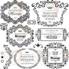 kronleuchter 6 buchstaben chandelier frames rococo wreath clipart digital