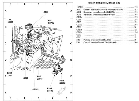 power window parts diagram 2002 ford taurus all power windows stopped working when