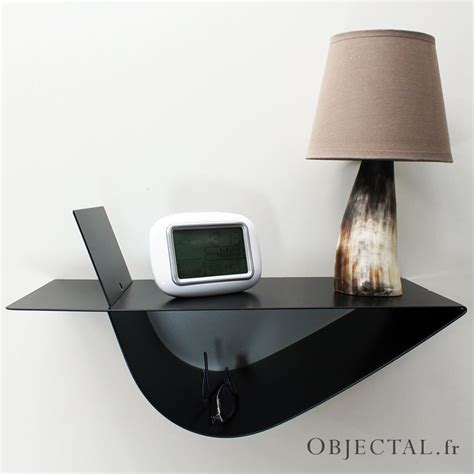 table de nuit table de chevet suspendue design table de nuit