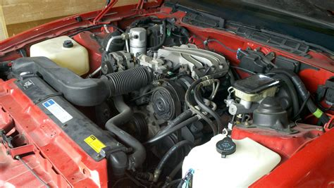 small engine repair training 1987 pontiac firebird electronic toll collection 350 tbi engine ebay autos post