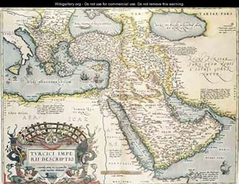 copyright free maps for commercial use map of the middle east from theatrvm orbis terrarvm 1570