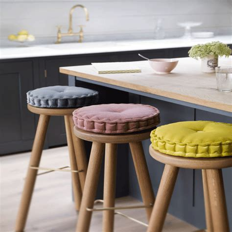 Cushions For Stools by Decorating Ideas Using Cushions H G Living Beautifully