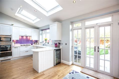 single storey extension kitchen extensions housetohome co uk single storey rear extension in whitton by l e don t