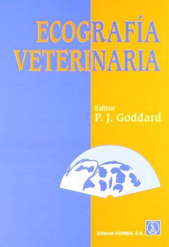 libreria veterinaria descargar libro ecograf 237 a veterinaria libreriamundial