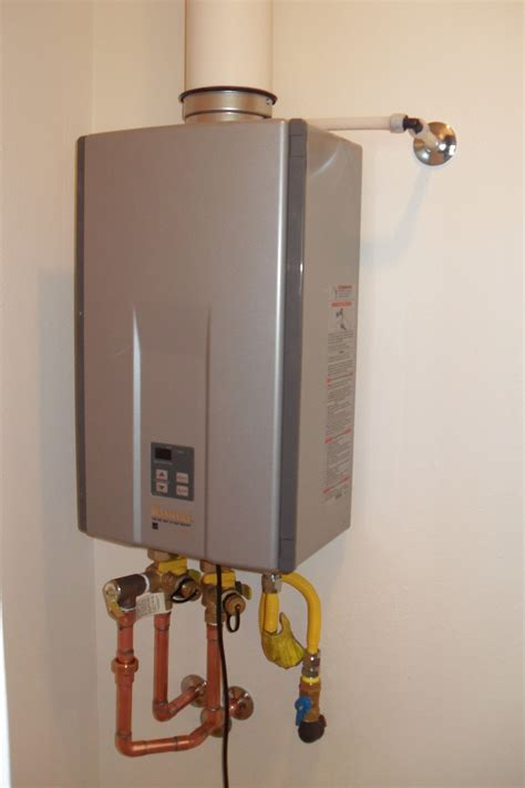 Water Heater Installation Tankless Water Heaters 187 Installation Photo S Of Tankless