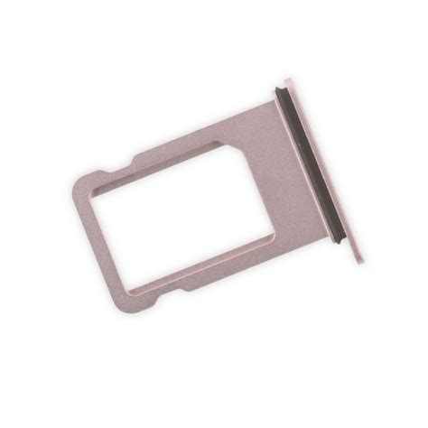 Sim Card Tray For Iphone 7 47 Gold iphone 7 sim card tray 821 00270 a silver ifixit