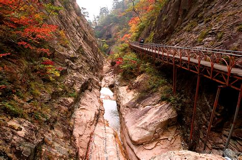 seoraksan national park wikiwand quot autumn gorge seoraksan national park south korea quot by