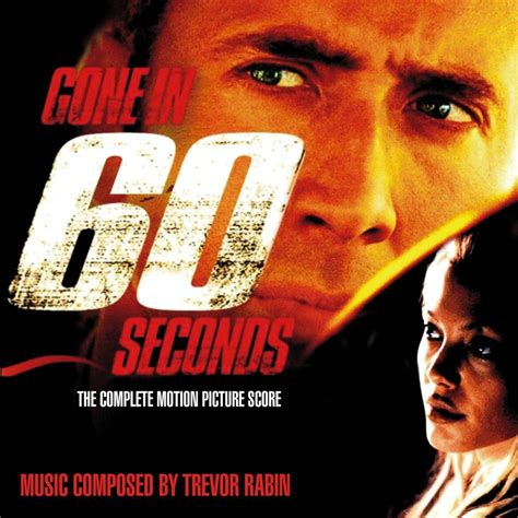 theme music gone in 60 seconds 60 secondes chrono ost complete score
