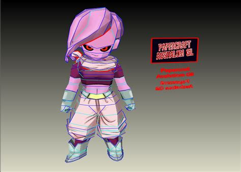 paper girls n 10 8416816344 dragon ball chibi kid buu paperzone vn