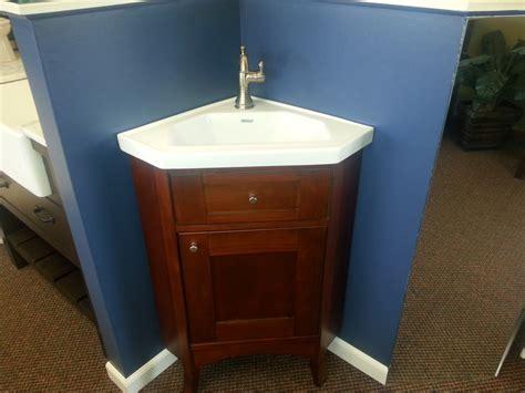 Sink And Vanity Ideas For A Small Bathroom Corner Sinks Bathroom