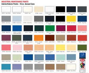 krylon paint color chart pictures to pin on pinterest