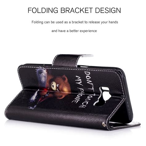 New Flip Cover Wallet Samsung Note 2 3 4 5 S7 Edge S7 Flat S8 flip wallet leather cover stand pouch folio for