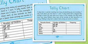 tally chart a year 3 year 2 statistics display posters tally chart ks1 year 2