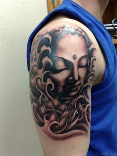 tattoo buddha 81 buddha on shoulder