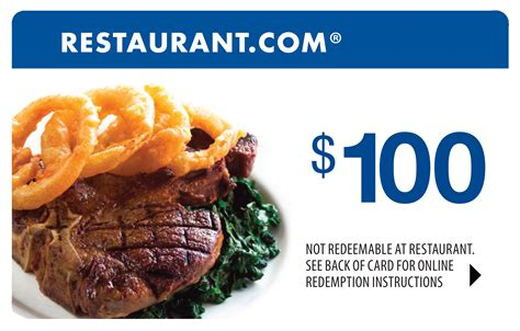 Restaurants Com Gift Card Redeem - awesome stock of dine restaurant com redeem certificate business cards and resume