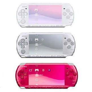 Psp Now Comes In Colours by Psp Now Available In Even More Colors Techcrunch