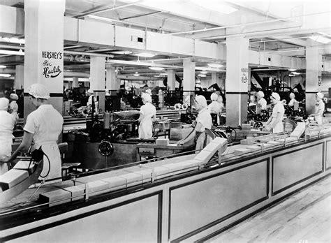 Original Factory by The Original Hershey Chocolate Factory Hershey Factory