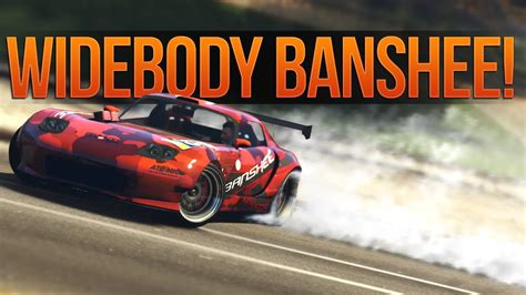 widebody jdm cars gta 5 jdm cars dlc widebody banshee 900r showcase
