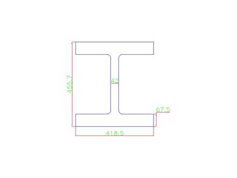 Drawing H Beam by H Beam Free Cad Blocks And Cad Drawing Part 12