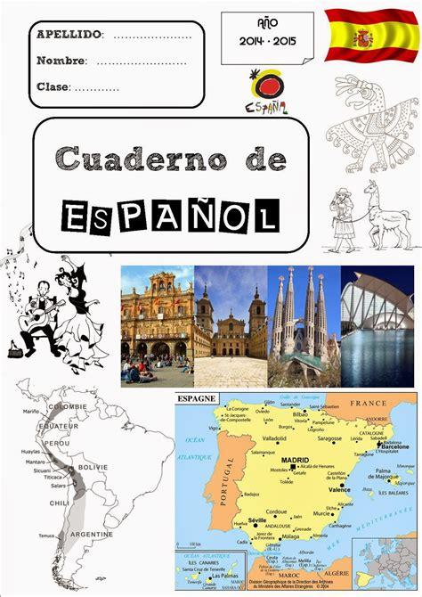 espagnol cahier dactivits pour 2729864814 la fourmili 232 re de minifourmi pages de garde des cahiers