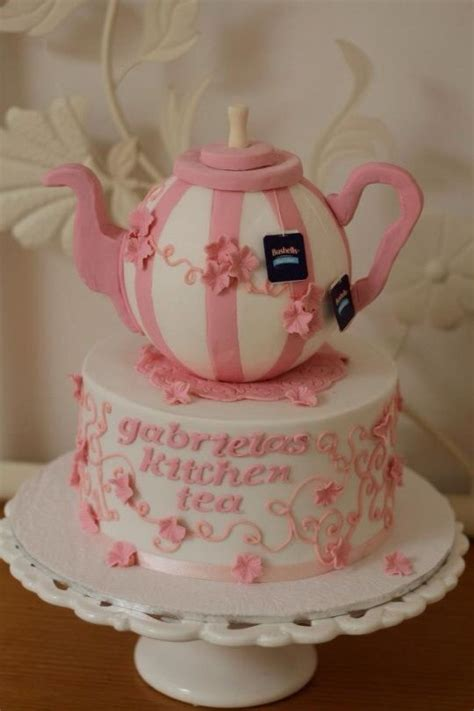 kitchen tea cake ideas 293 best teapot cakes cup cakes and cookies images on