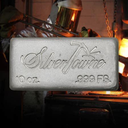 10 troy ounce silver bullion bar buy 10 oz silver bars 10 troy ounce silver bars for sale