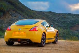 Nissan 370z 2018 Nissan 370z Heritage Edition Previewed At New York 2017