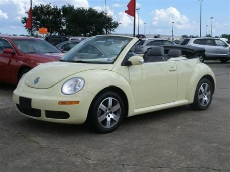 convertible volkswagen 2006 convertible volkswagen new beetle beaumont mitula cars