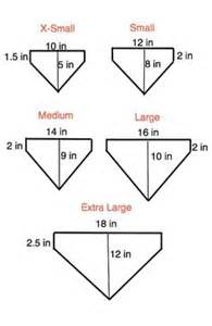 Diy doggie bandana sizes chart you can see yourself out of scrap