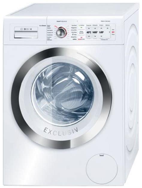 bosch waschmaschine exclusiv bosch way 28790 exclusiv stand waschmaschine frontlader