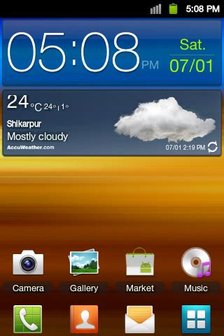 widget sgsii weather widget for samsung pho android development and hacking