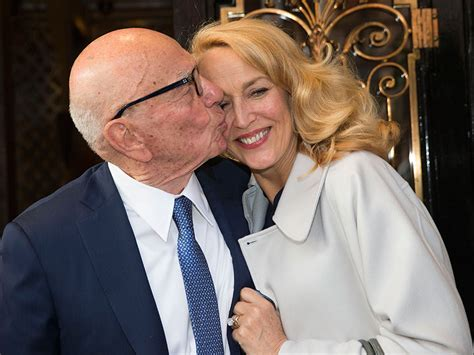 House Beautiful Magazine Customer Service by Rupert Murdoch And Jerry Hall S Entire Family Poses For