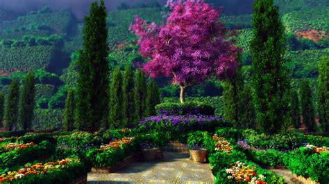 beautiful garden pictures beautiful garden wallpaper viewing gallery beautiful