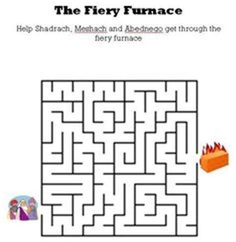 Instruye Al Ni 241 O En Su Camino On Pinterest Object 3 Hebrew Boys In The Fiery Furnace Printable